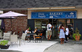 Dixie Supply Bakery and Cafe in Charleston — Stock Photo