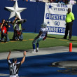 Cowboys Touchdown — Stock Photo