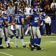 Foto de Stock  : Giants Defense