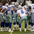 Cowboys Huddle — Stock Photo #39125811