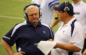Coach Wade Phillips — Stock Photo