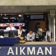 Stock Photo: Ring of Honor Troy Aikman