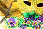 Mardi Gras Mask — Stock Photo
