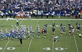 Cowboys Bengals Pregame — Stock Photo