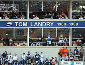 Ring of Honor Tom Landry — Stock Photo