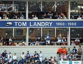 Ring of Honor Tom Landry — Stock Photo