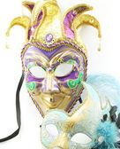 Mardi Gras Masks — Stock Photo