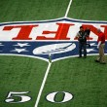 Preparation for Super Bowl — Stock Photo