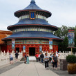 Stock Photo: Epcot China