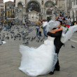 Wedding in Venice — Stock Photo