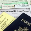 Travel Documents — Stock Photo #40239463