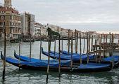 Gondolas — Foto Stock