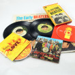 Stock Photo: Beatles Memorabilia