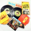 Stock Photo: Vintage Beatles