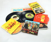 Beatles Memorabilia — Stock Photo