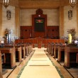Stock Photo: Government Chamber