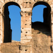 Coliseum Arches — Stock Photo