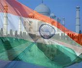 India Composite — Stock Photo