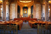 Senate Chamber — Stock Photo