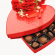 Valentine Chocolates — Stock Photo #39515911