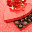 Valentine Chocolates — Stock Photo #39516913