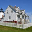Pemaquid Lighthouse, Maine, USA — Stock Photo #39521535