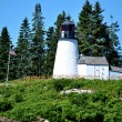 Burnt Island Lighthouse — Stock Photo #39773451