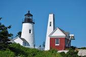 Pemiquid Lighthouse — Stock Photo