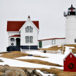 Cape Neddick Lighthouse (Nubbles) — Stock Photo #41058903