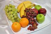 フルーツの盛り合わせ — ストック写真