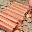 Stock Photo: Importance of Saving pennies