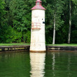 Stock Photo: Waterworks Lighthouse