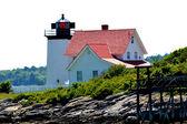 Hendricks Head Lighthouse — Stock Photo