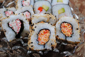 Sushi Close-Up — Stock Photo