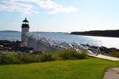 Marshall Point Lighthouse — Stock Photo