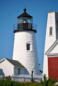 Pemaquid Light Maine — Foto de Stock