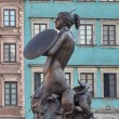 Постер, плакат: Warsaw mermaid