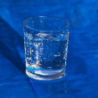A glass of water — Stock Photo