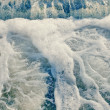Stock Photo: Water foam
