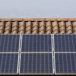 Solar panel — Stock Photo #50884941