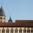 The abbey of Cluny — Stock Photo #51234781