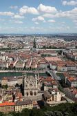 View of Lyon — Stock Photo