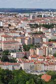View of la Croix Rousse in Lyon — Stock Photo