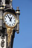 Clock of Tassin la Demi Lune — ストック写真