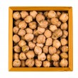 Chick peas — Stock Photo #38220617