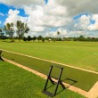 Golf drivingrange — Stockfoto