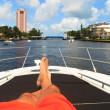 Intracoastal Waterway — Stok Fotoğraf #38222725
