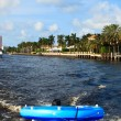 Intracoastal Waterway — Stok Fotoğraf #38223509
