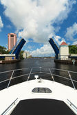 Intracoastal Waterway — Stock Photo