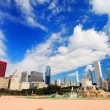 Chicago Skyline — Stock Photo #38230485